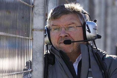 Ross Brawn war über 30 Jahre in der Formel 1 tätig - aktuell nimmt er eine Auszeit