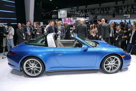Detroit Auto Show 2014: Highlights