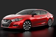 Das ist der neue Nissan Maxima
