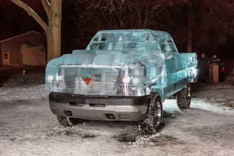 Ice-Truck von Canadian Tire