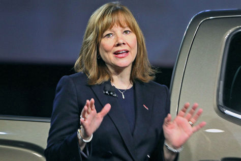 General-Motors-Chefin Mary Barra