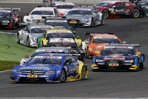 Die Fans in Brandenburg bekommen noch mehr Motorsport für ihr Geld