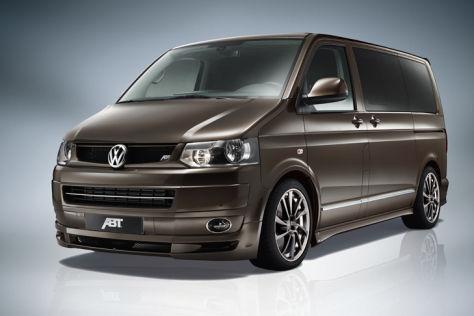 VW T5: ABT-Motorsteuergerät macht Dampf