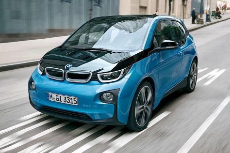 BMW i3 Produktion