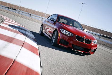 BMW 2er M235i: Fahrbericht