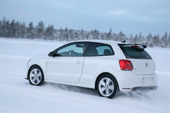 VW Polo R Prototyp