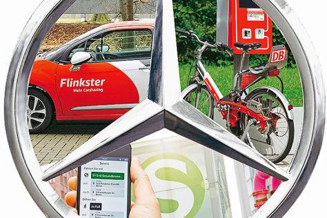 Alfa Romeo MiTo als Mietwagen für Flinkster