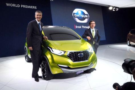 Delhi Auto Expo 2014: Datsun-Studie
