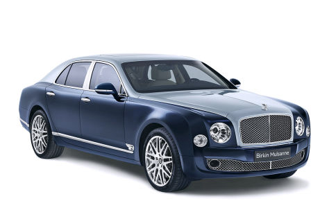 Bentley Birkin Mulsanne Limited Edition