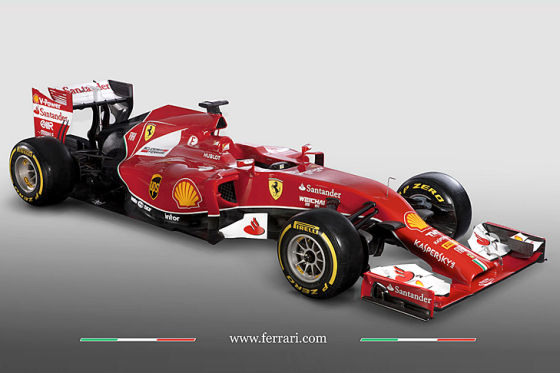 formel 1 2014 ferrari f14t. Black Bedroom Furniture Sets. Home Design Ideas