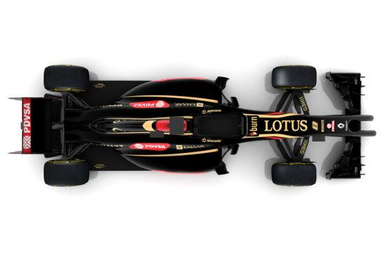 Lotus mit Doppelnase