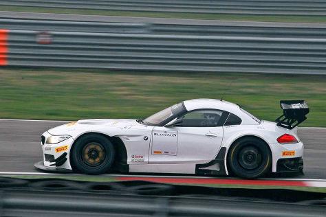 BMW Z4 GT3 für Alessandro Zanardi
