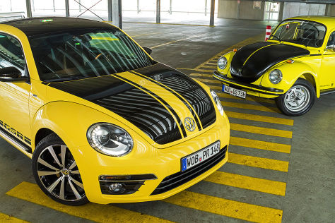 VW Beetle GSR (2013)/VW 1303 S GSR (1973)
