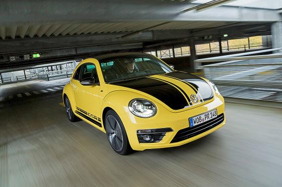 VW Beetle GSR  Frontansicht