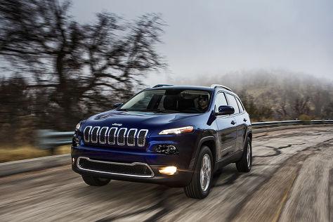 Jeep Cherokee: Fahrbericht