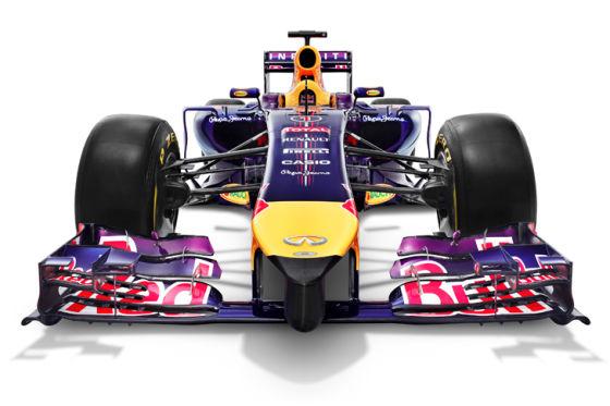 Vettels neuer Dienstwagen