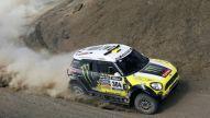 Rallye Dakar 2014: Michelin