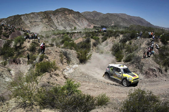 Michelin siegt bei Rallye Dakar