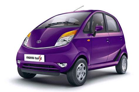 Der Abstieg des Tata Nano