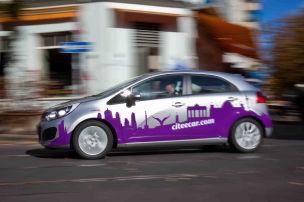 Citeecar: Preise, Städte und Autos