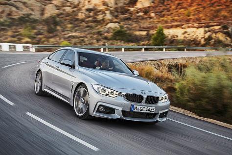BMW 4er Gran Coupé: Autosalon Genf 2014