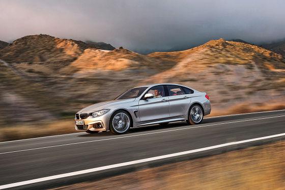 BMW 4er Gran Coupé Viertürer