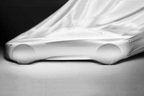 Peugeot-Studie für die Auto China 2014