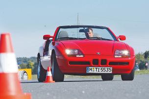 Der Hightech-Roadster