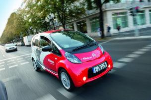 Flinkster: Preise, Städte und Autos