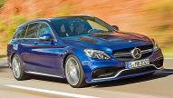 Mercedes-AMG C 63 (Paris 2014): Preis