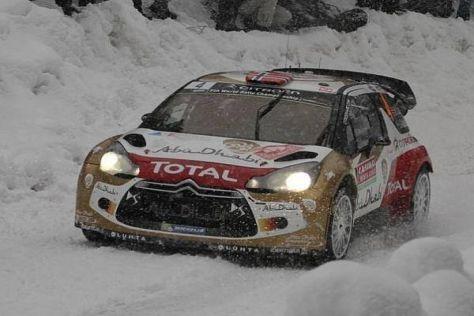 Mads Östberg will in Schweden zum vierten Mal in Folge auf das Podest fahren