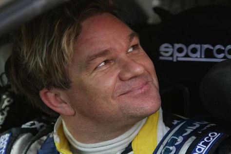 Henning Solberg fährt bei seinem WRC-Comebck auf Pirelli-Reifen
