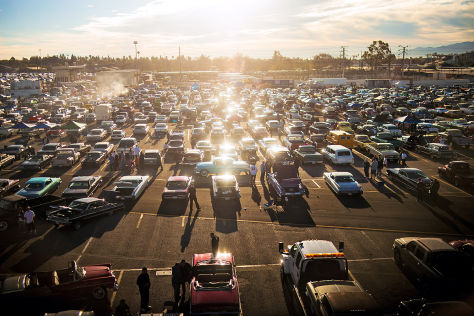Pomona Car Swap 2014