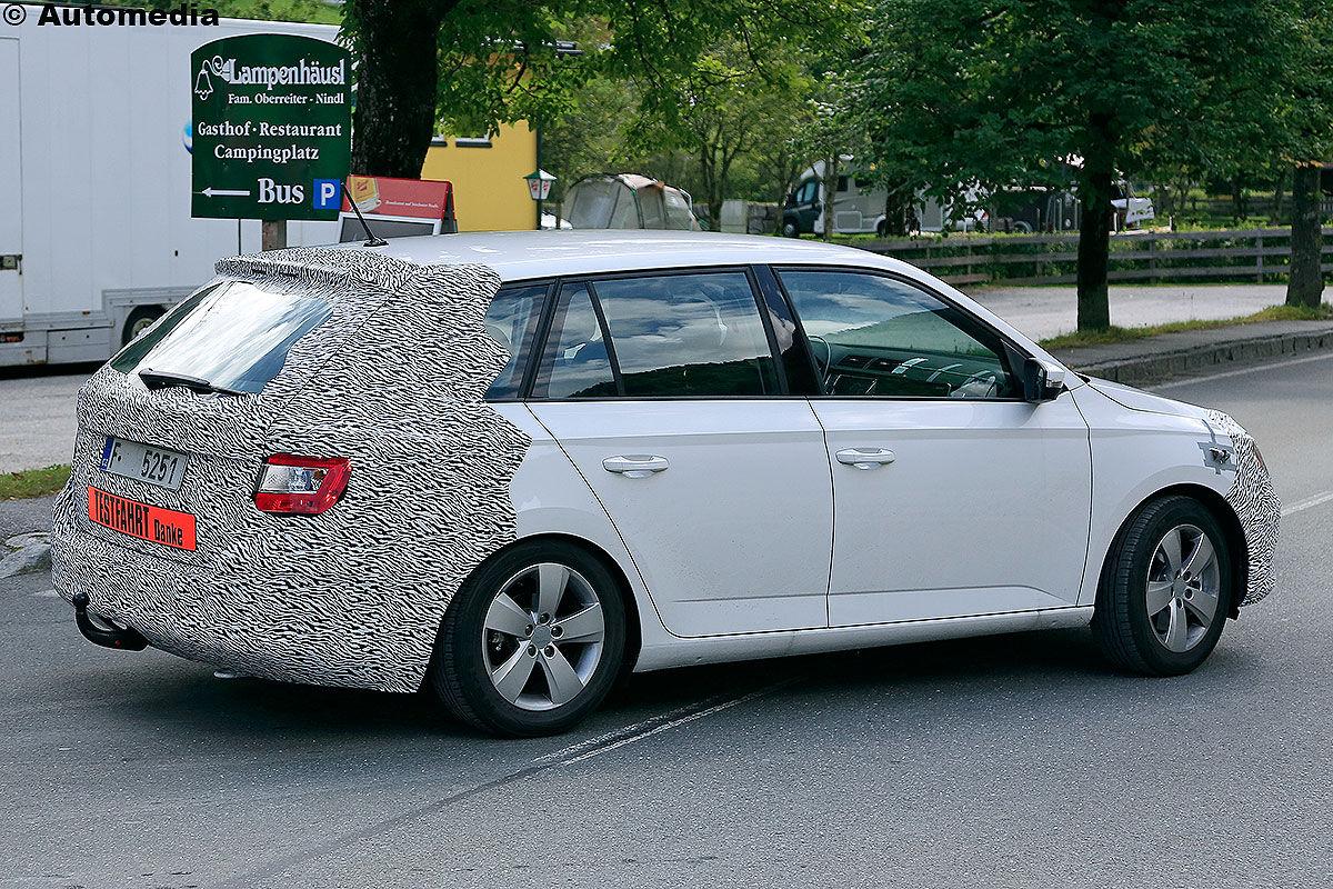 Erlkönig-Bildergalerie: Die Autos von morgen - Bilder - autobild.de