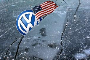 VW bricht ein