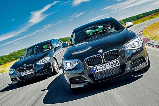 BMW M135i und BMW M135i xDrive