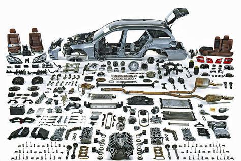 Mercedes E350 CDi, Dauertest zerlegt