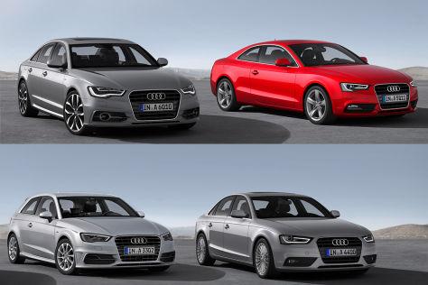 Audi Ultra-Motoren: Effiziente TDI-Technologie