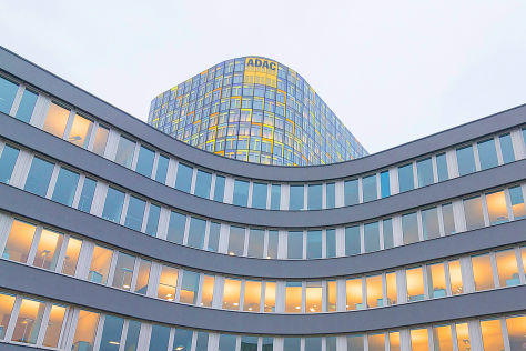 ADAC Zenrale in München