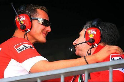 Michael Schumacher und Jean Todt verbindet eine enge Freundschaft