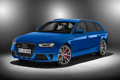 Audi RS 4 Nogaro Selection