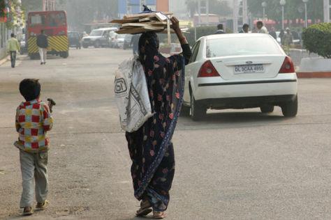 Crash-Sicherheit in Indien: Ungenügend