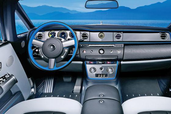 Rolls-Royce Phantom Cabrio Waterspeed Collection