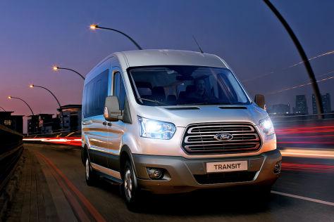 Ford Transit: Neuauflage 2014