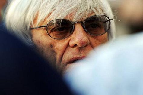 Formel-1-Boss Bernie Ecclestone blickt dem Münchner Prozess gelassen entgegen