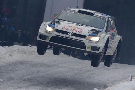 Jari-Matti Latvala holte sich seinen dritten Sieg in Schweden