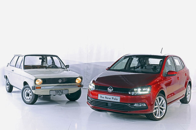Video: VW Polo-Generationen