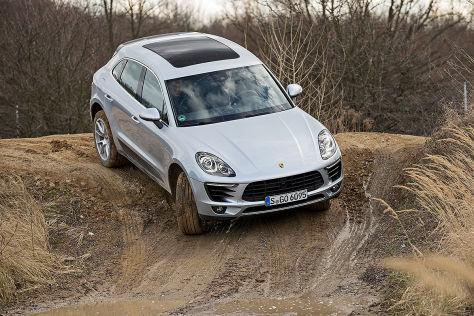 Porsche Macan S Diesel: Fahrbericht