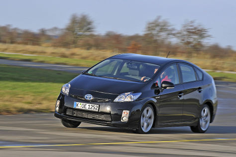 Toyota: Rückruf beim Prius III