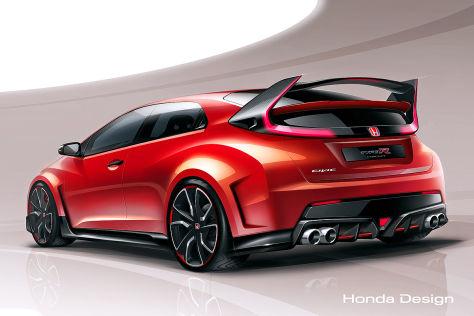 Honda: Sportliche Neuvorstellungen in Genf